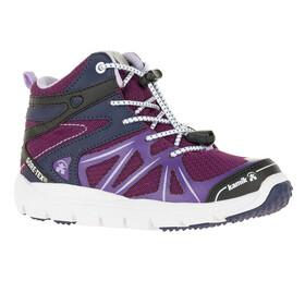 Kamik Juniors Fury Hi GTX Shoes Dark Purple/Mauve Fonce